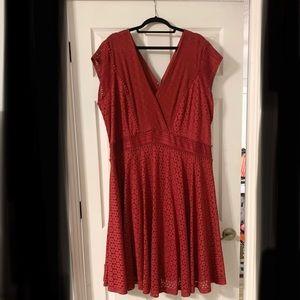 Lane Bryant dress- worn once!